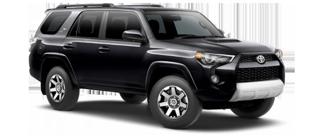 2019 Toyota 4Runner TRD Off-Road shown