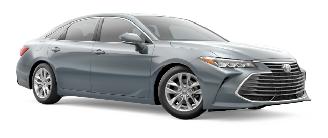 2019 Toyota Avalon XLE -- shown
