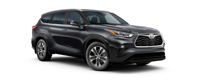 2020 Toyota Highlander -- shown