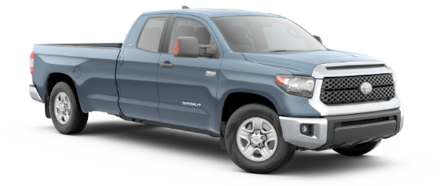 2020 Toyota Tundra SR5 Double Cab shown