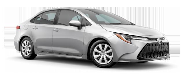 2021 Toyota Corolla lease in Tampa, FL