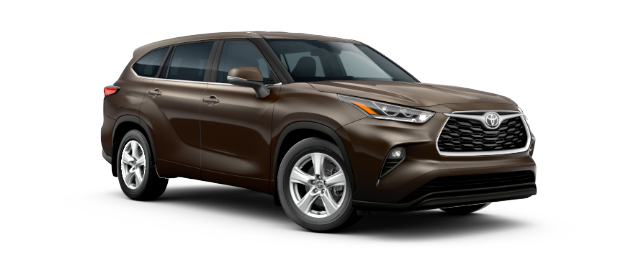 2021 Toyota Highlander LE in Brockton, MA