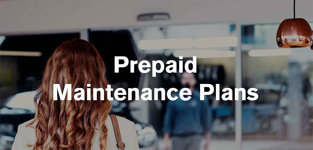 Volvo Pre-Paid Maintenance Plans