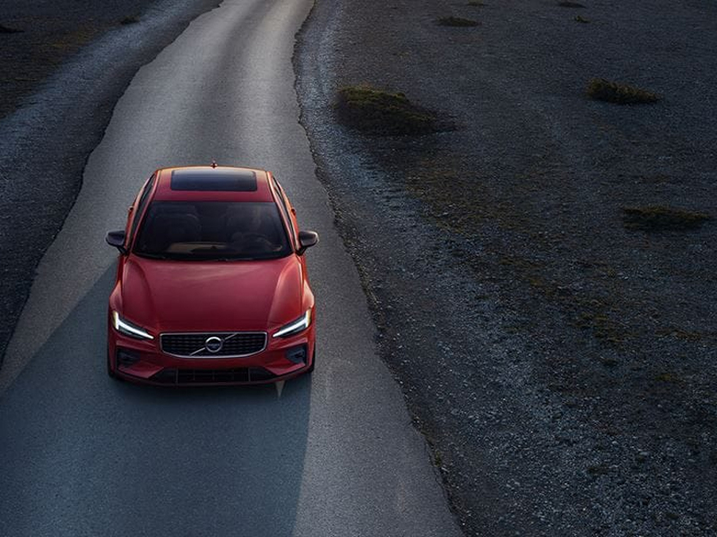 2020 Volvo S60 - Red Vehicle Exterior