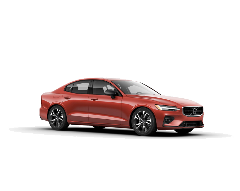 2020 Volvo S60 R-Design Model Cut-Out