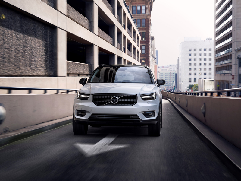 2019 Volvo XC40 - Performance