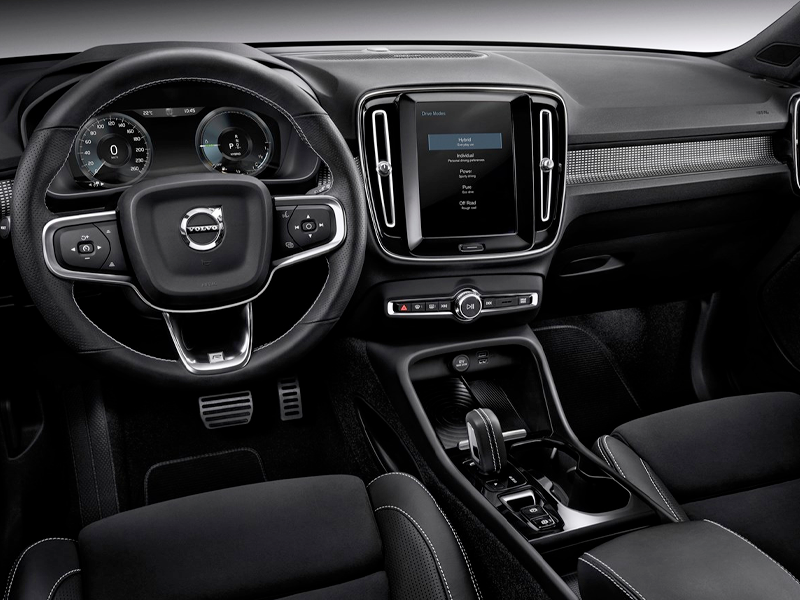 2020 Volvo XC40 - In Command