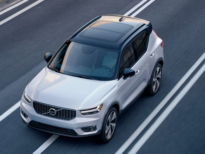 2020 Volvo XC40 - Run-off Road Mitigation