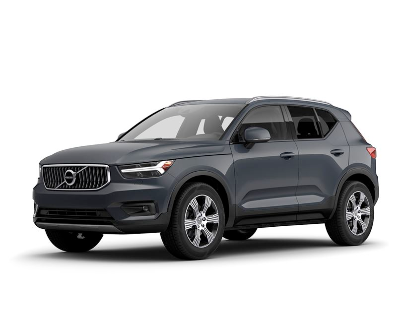 2020 Volvo XC40 Inscription Model Cut-Out
