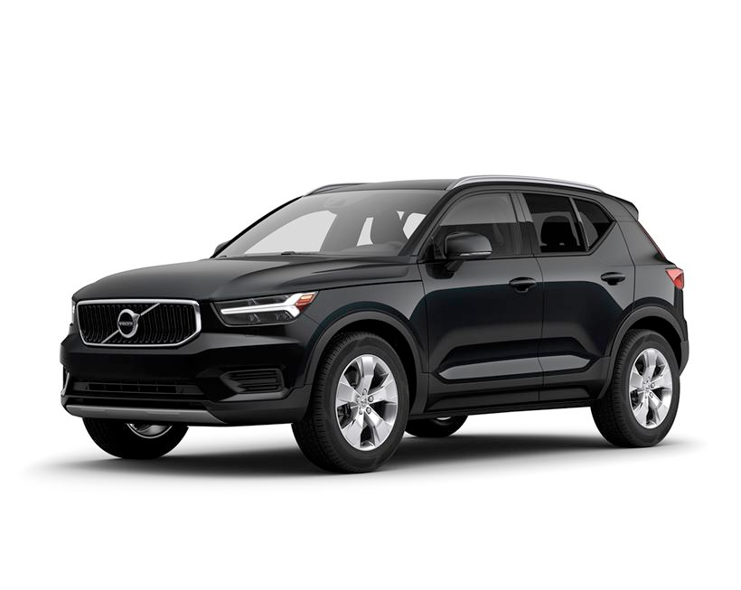 2020 Volvo XC40 Momentum Model Cut-Out