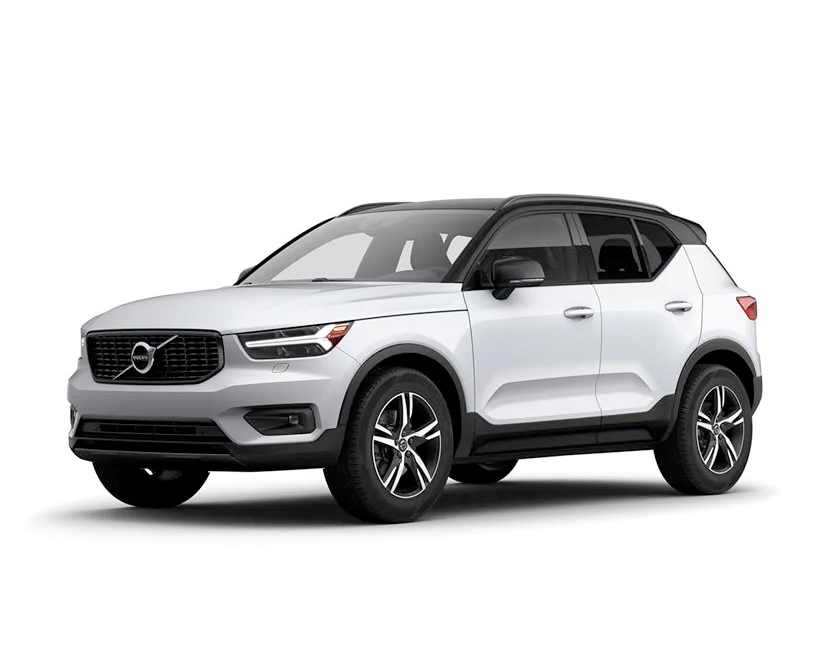 2020 Volvo XC40 R-Design Model Cut-Out