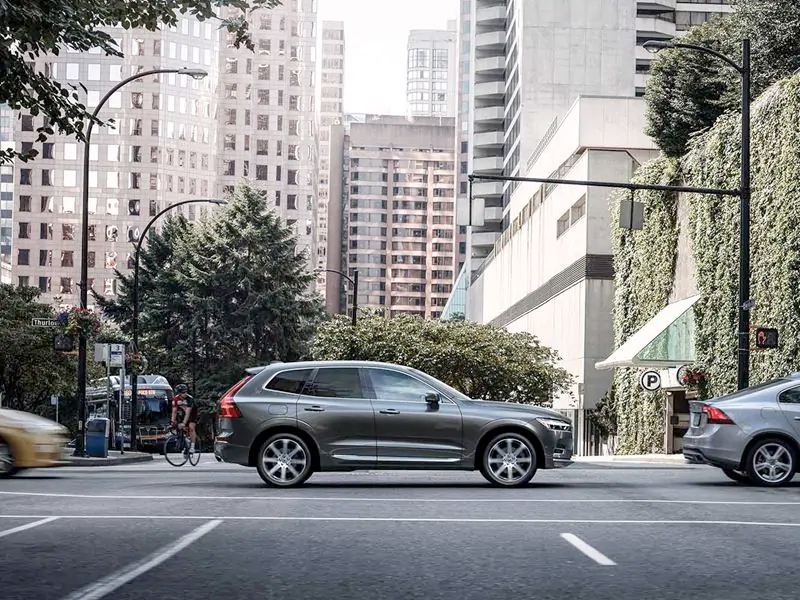 2020 Volvo XC60 - Safety