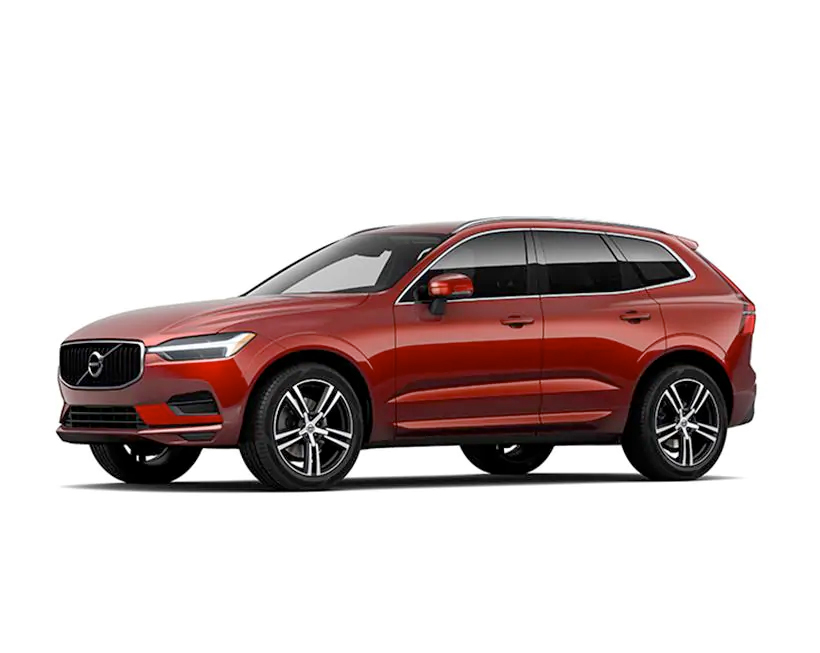 2020 Volvo XC60 Momentum Model Cut-Out