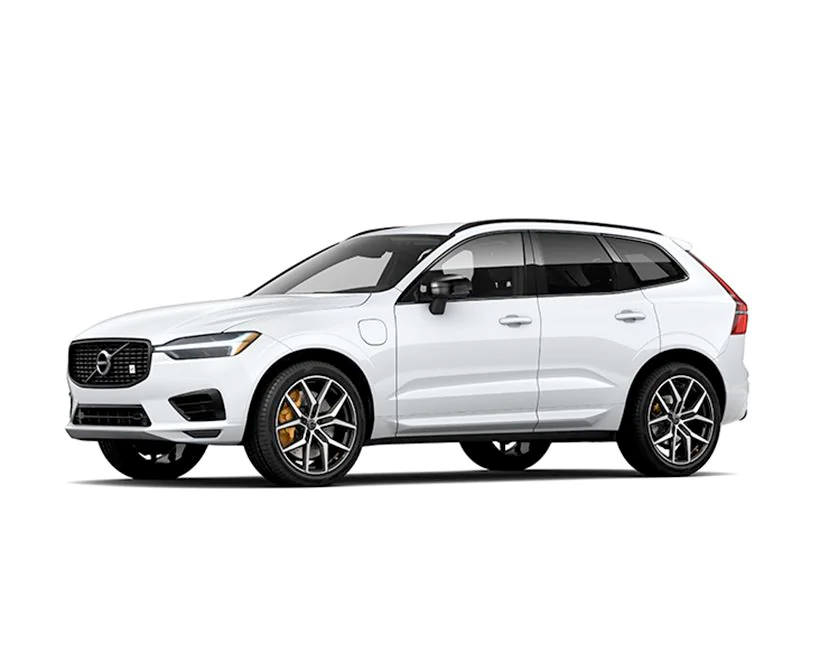 2020 Volvo XC60 Polestar Model Cut-Out