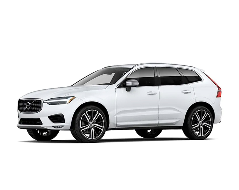 2020 Volvo XC60 Inscription Model Cut-Out