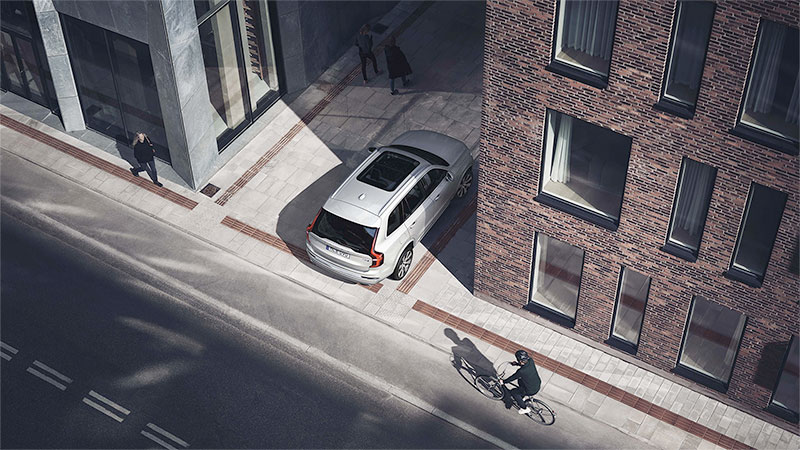 2020 Volvo XC90 - Safety