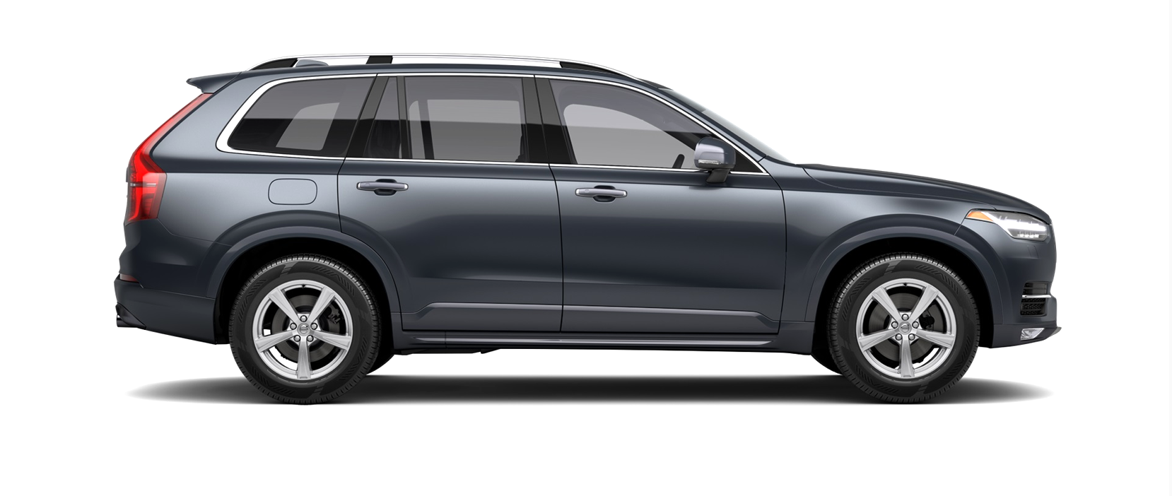 2019 Volvo XC90 T5 AWD Momentum shown