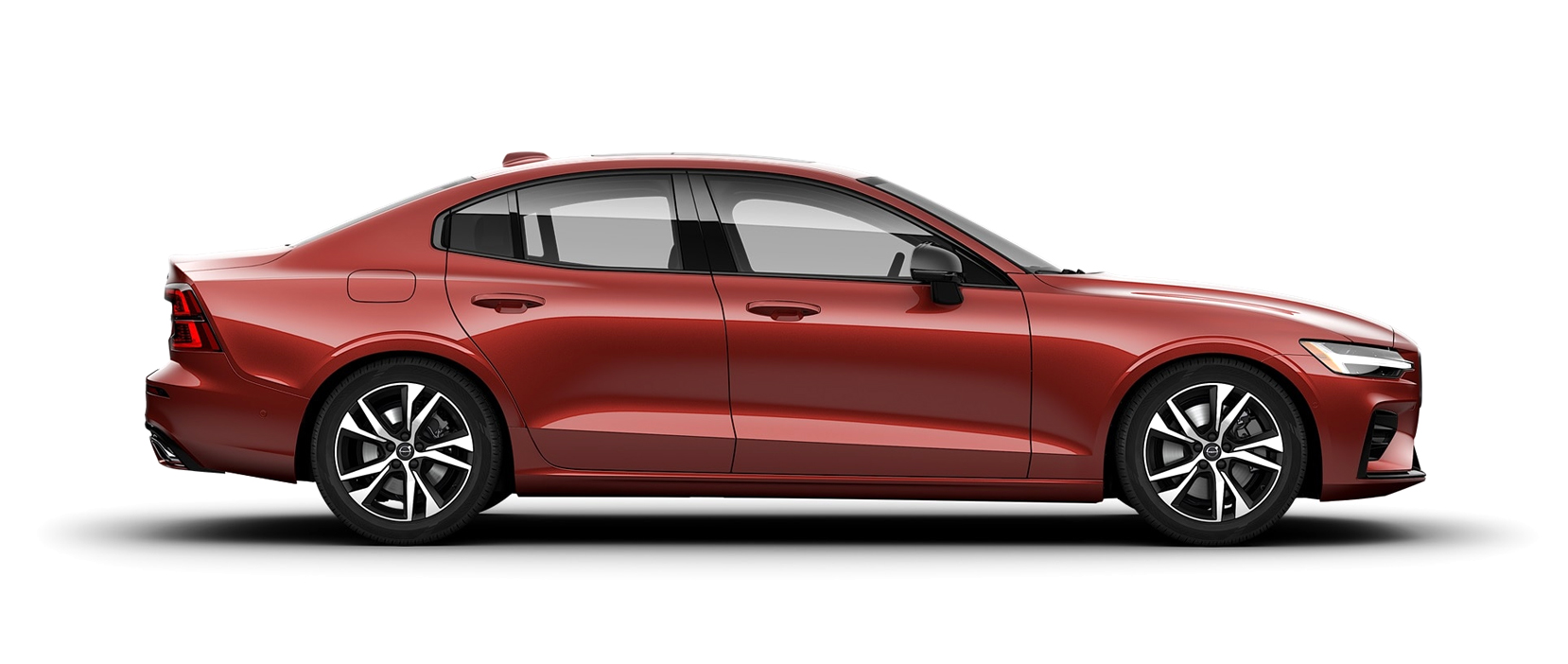 2020 Volvo S60 T6 R-Design shown