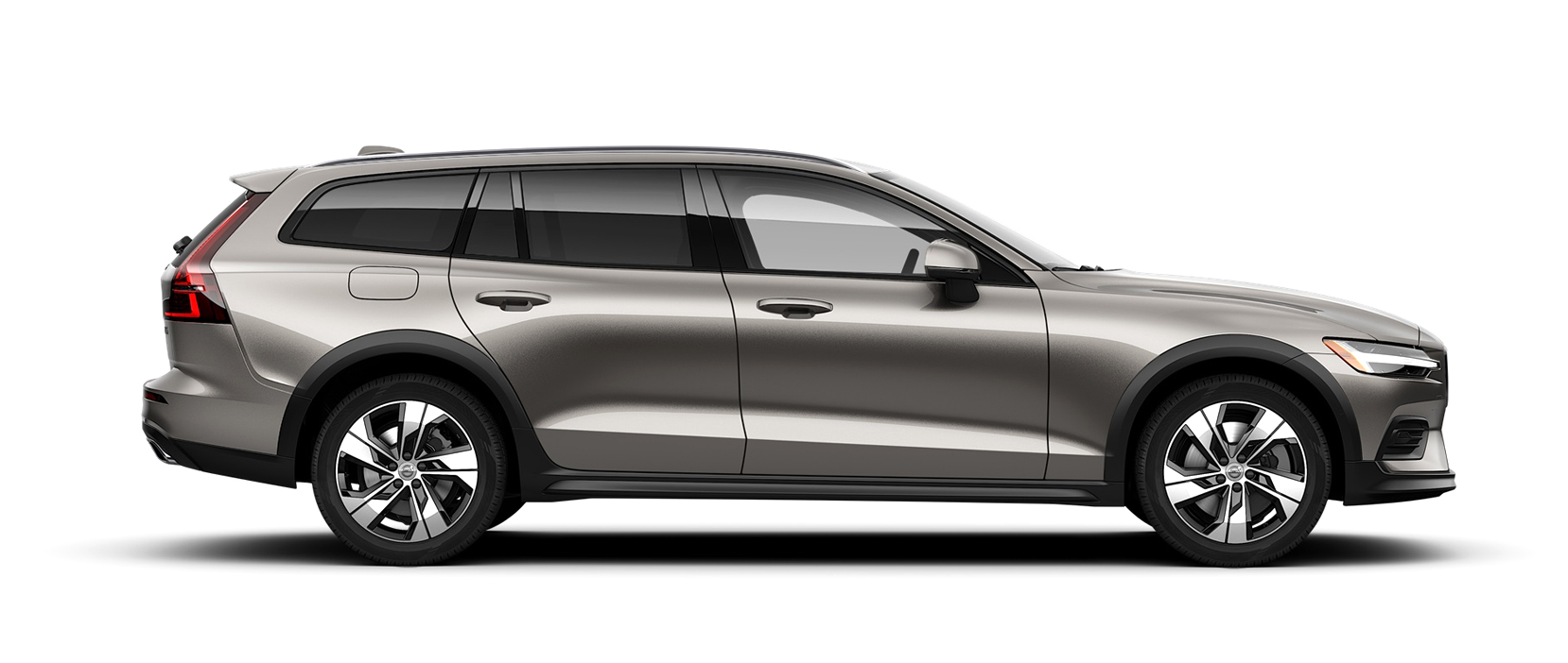 2020 Volvo V60 Cross Country shown