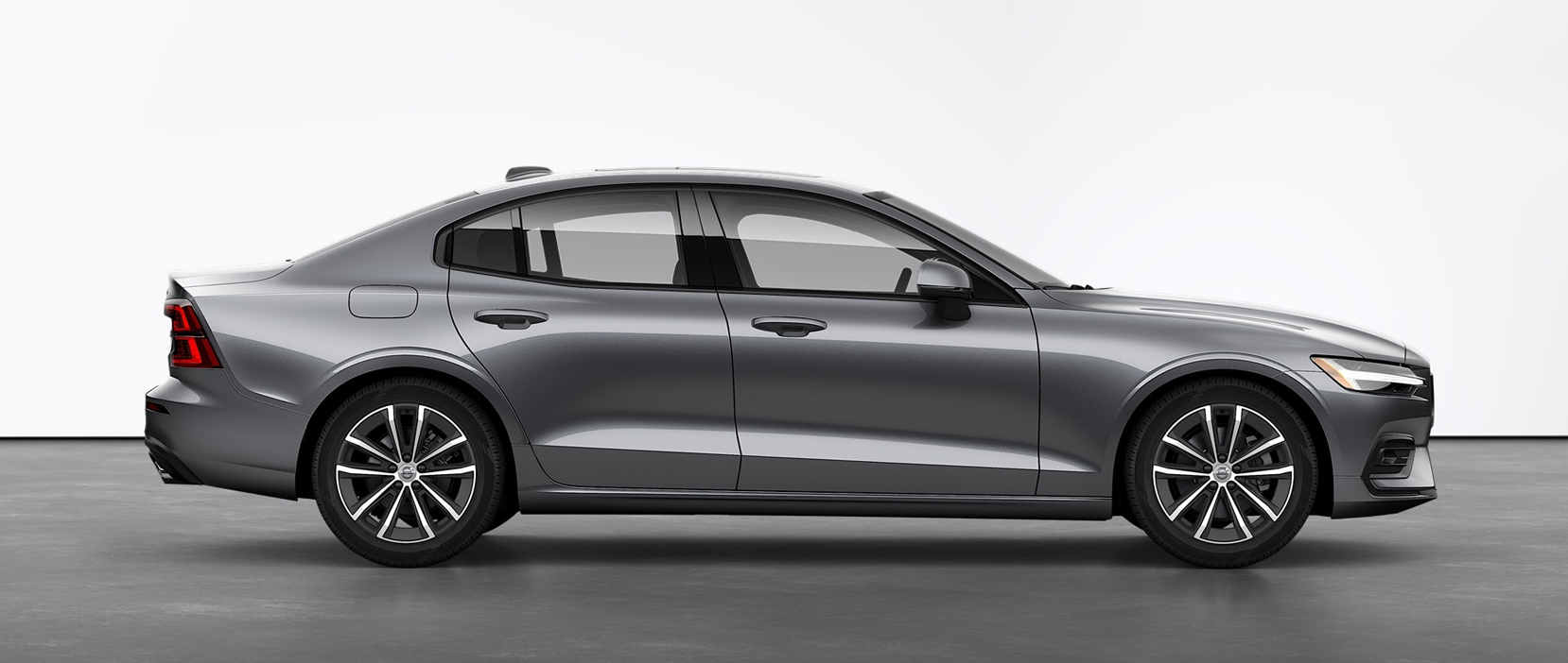 2021 Volvo S60 T6 Momentum shown