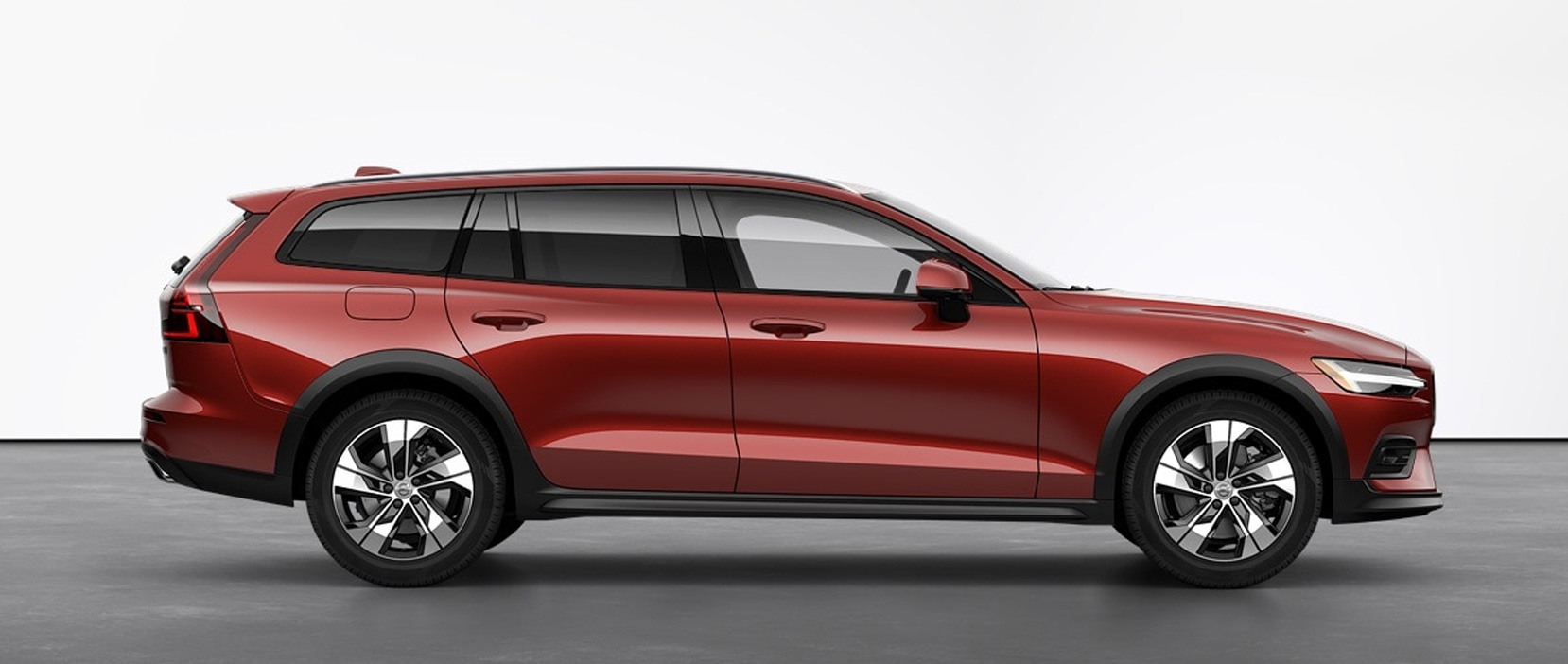 2021 Volvo V60 Cross Country T5 AWD shown