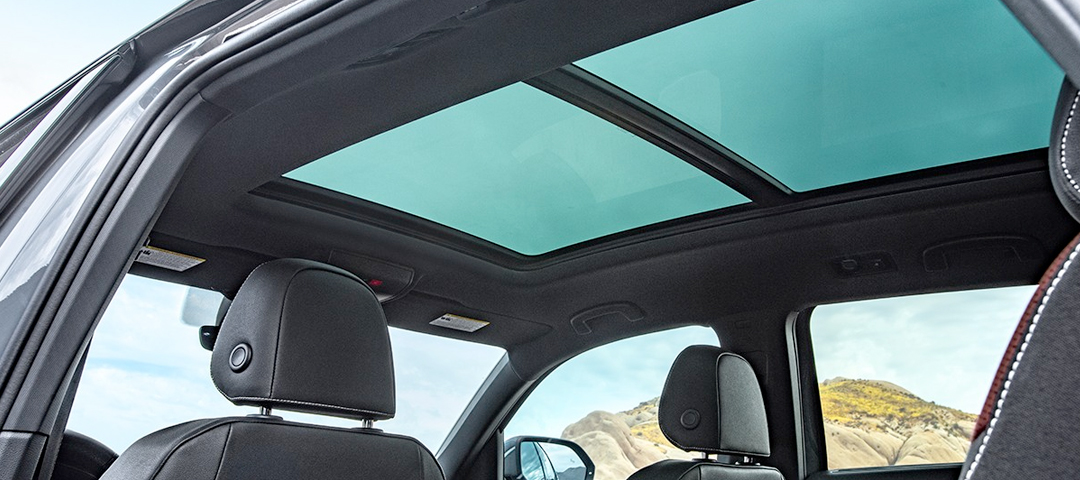 2020 Volkswagen Atlas Cross Sport - Panoramic Sunroof