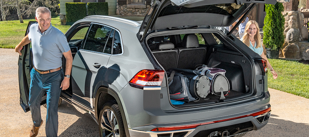 2020 Volkswagen Atlas Cross Sport - Cargo Space