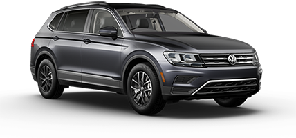 2020 VW Tiguan SE Model Cut-Out