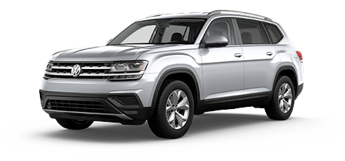 2019 VW Atlas S