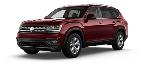 2019 Volkswagen Atlas Shown