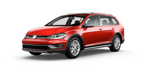 2019 VW Golf Alltrack SE