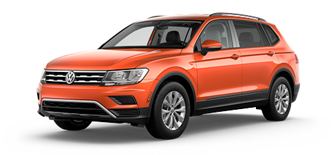 2020 Volkswagen Tiguan Shown