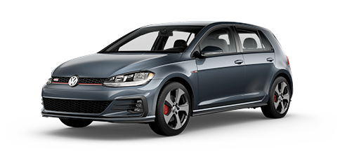 2019 Volkswagen Golf GTI S Shown