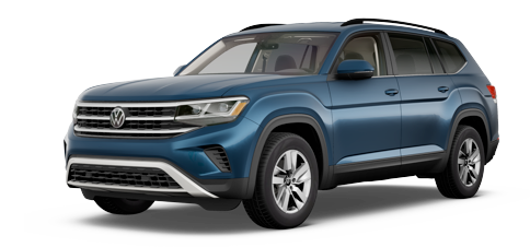 Shop VW Atlas Models